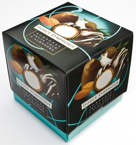 Douce Symphonie chocolate box