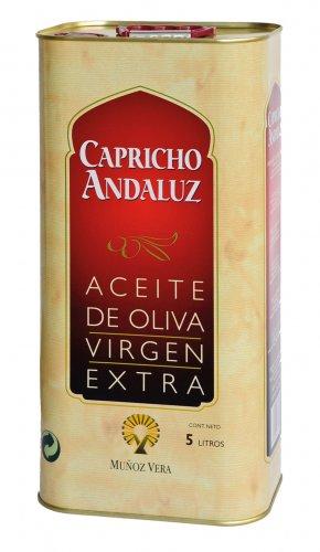 Lata aceite de Oliva Capricho Andaluz