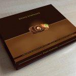 caja bombones Douce Symphonie
