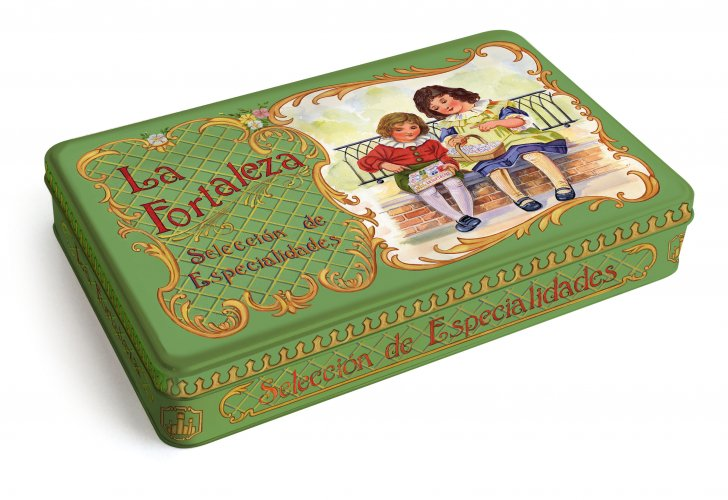 Lata vintage La Fortaleza