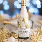 Botella navidad Castillo de San Diego