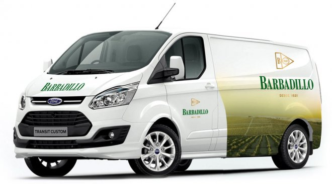 Diseño furgoneta Barbadillo