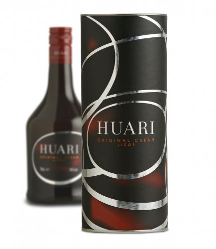 Design of Packaging and canister Crema HUARI