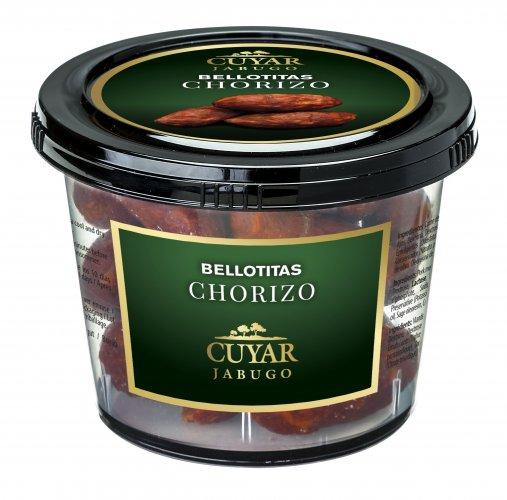 Bote bellotitas chorizo Cuyar