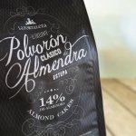 Bolsa polvorón clásico de Almendras La Fortaleza