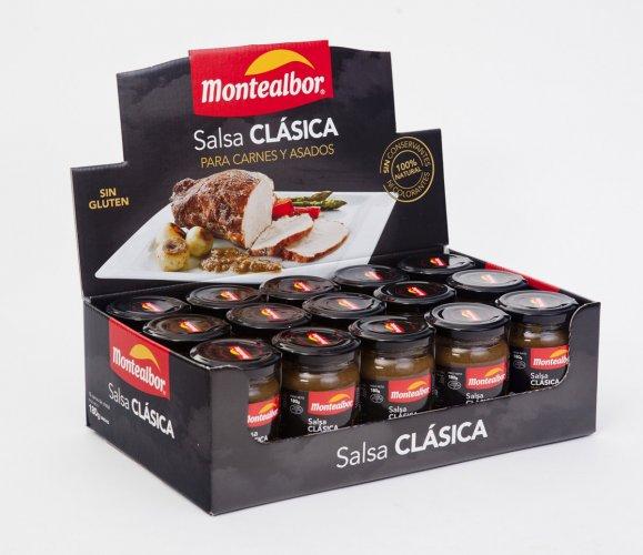 Diseño de packaging y cajas expositoras Montealbor