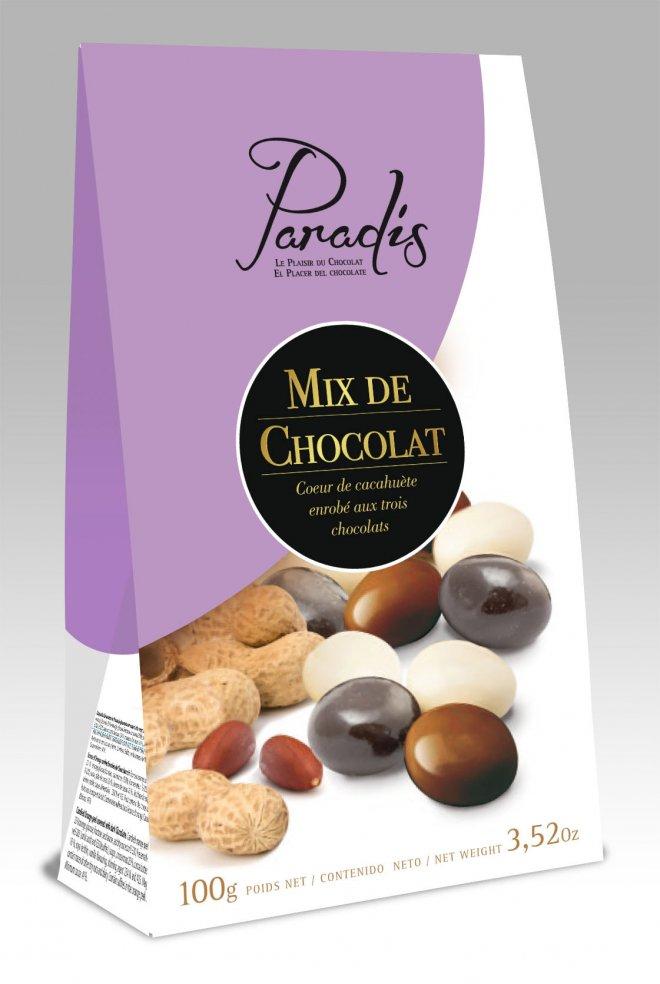 Estuche Mix de Chocolat Paradis