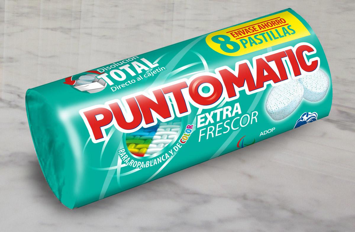 Flowpack extra frescor Puntomatic