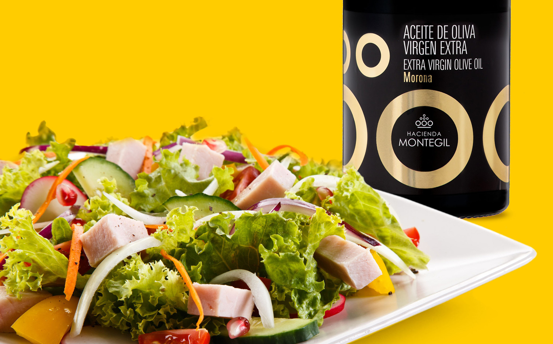 Packaging para aceite de oliva Montegil 2