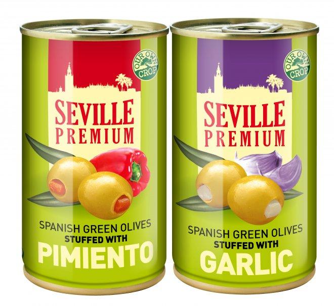 Sevilla Premium ajo+pimine