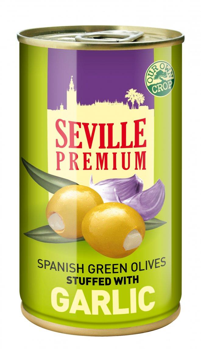 Sevilla Premium verdes