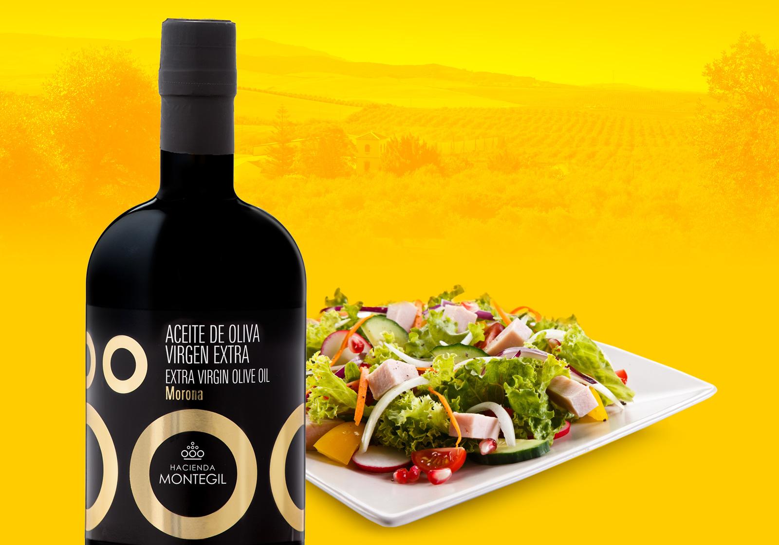 Packaging para aceite de oliva Montegil 3