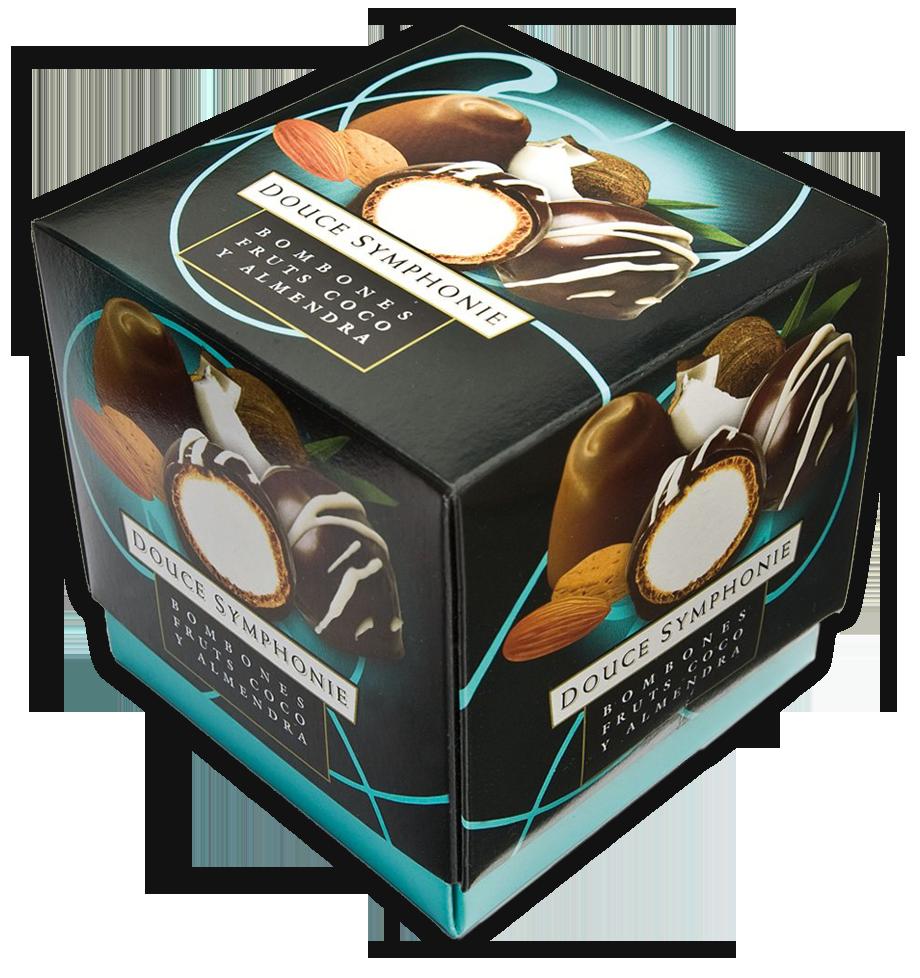 Diseño de envases para dulces y bombones