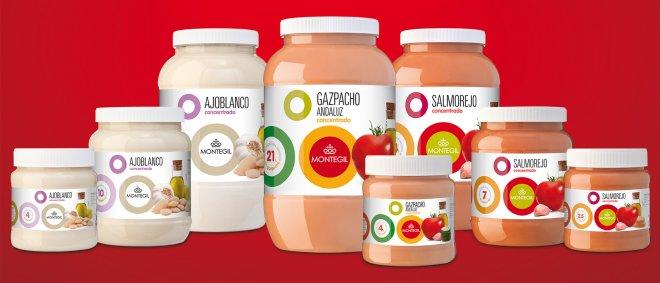 Diseño etiquetas de alimentacion