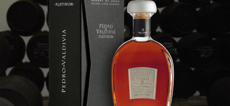 """Pedro de Valdiva """"Platinum"""" selección gourmet"""