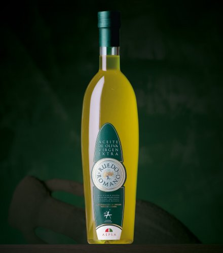 Extra virgin olive oil Ruedo Romano gourmet selection