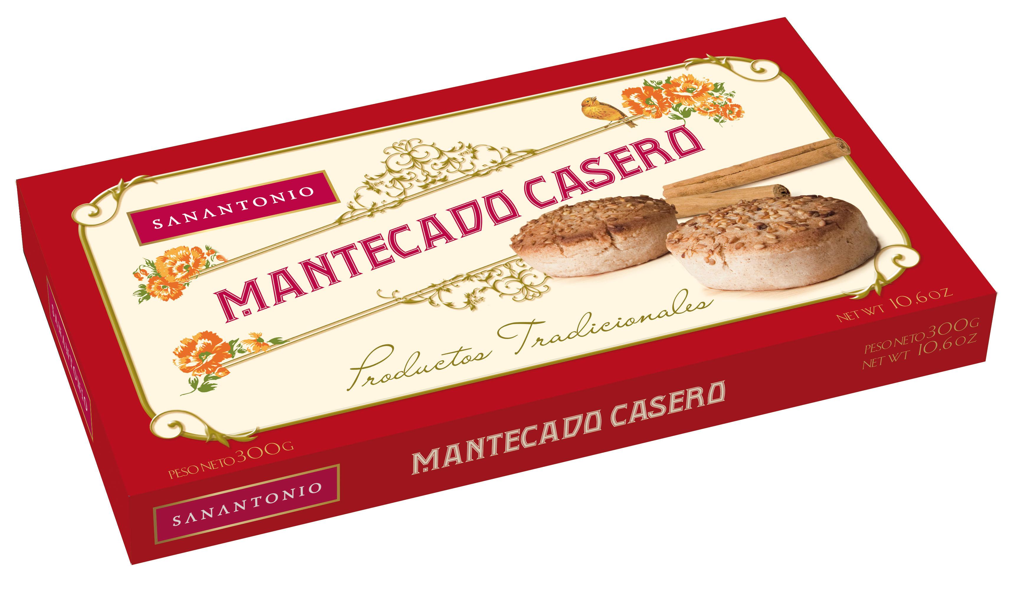 Mantecado casero gourmet