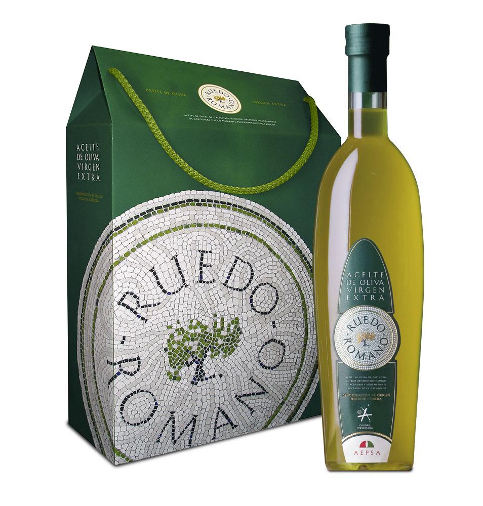 Dise o de etiquetas de aceite de oliva empacke for Diseno de etiquetas