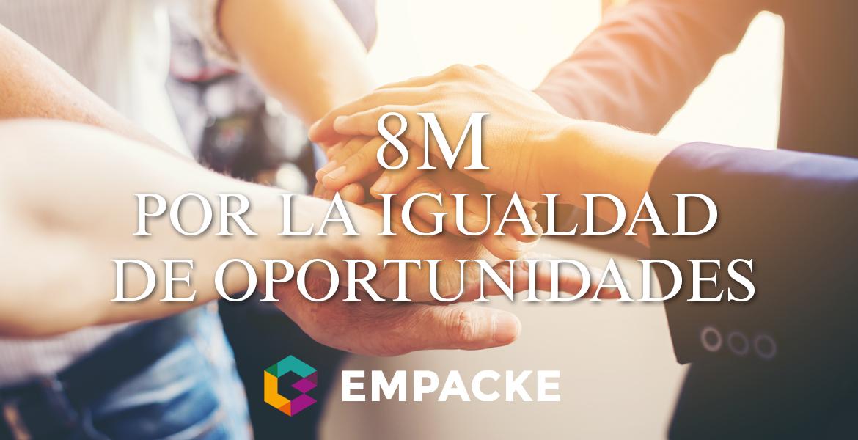 Igualdad de oportunidades Empacke