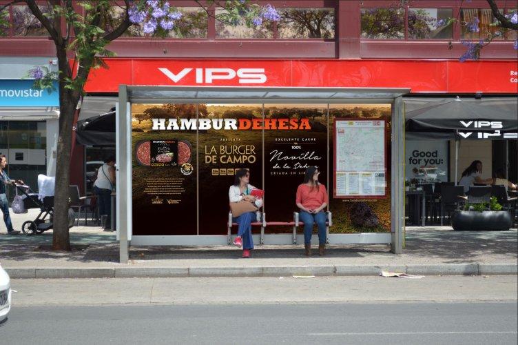 Marquesina Hamburdehesa