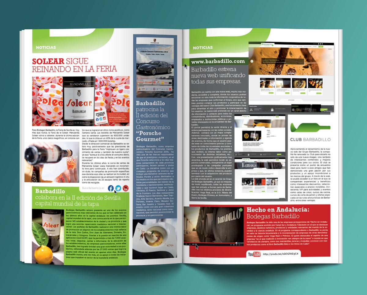 Diseño de revista