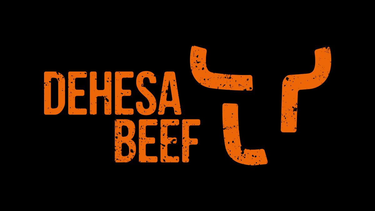 Diseño de marca Dehesa Beef