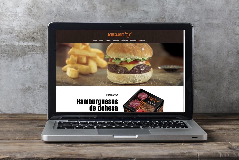 diseño tienda online alimentación