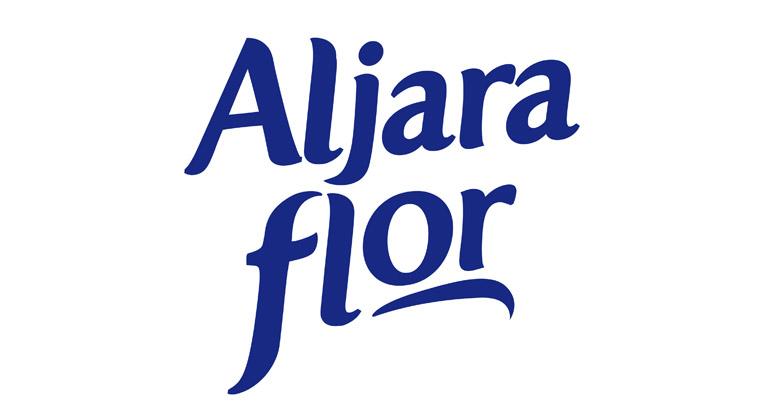 Restyling logotipo y etiquetas Aljaraflor