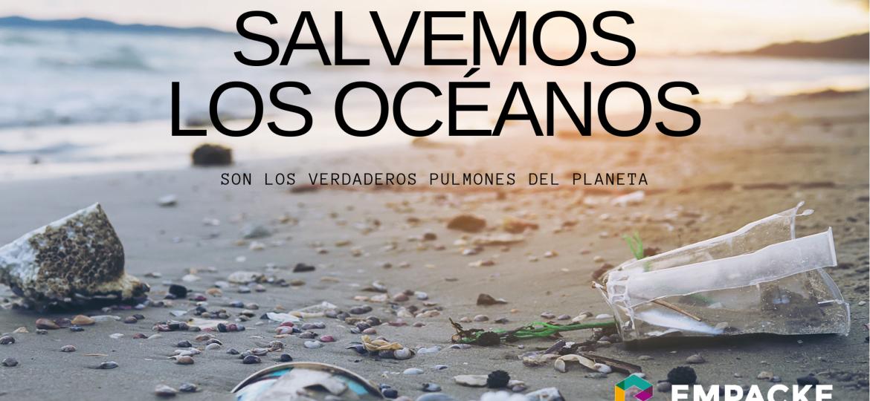 basura en los oceanos