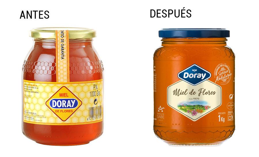 rebranding Doray