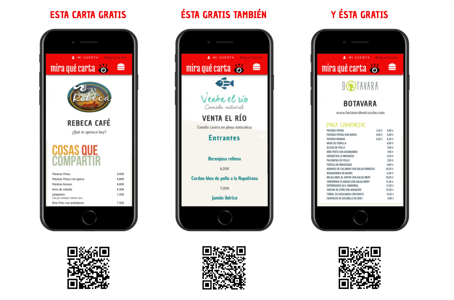 carta digital gratis