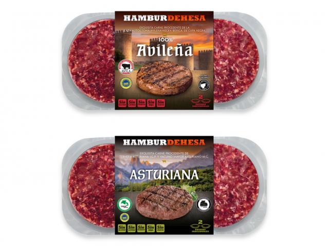 packaging de Hamburdehesa