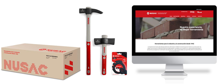 diseño de packaging para herramientas